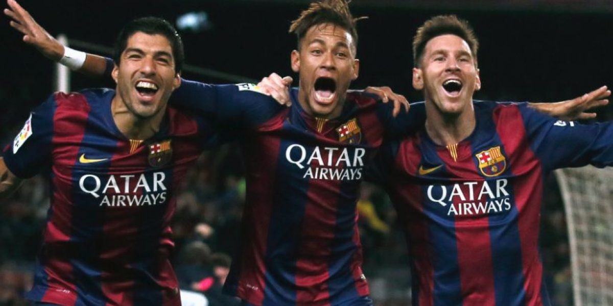 Con tres jugadores el Barça humilla a toda la plantilla del Madrid