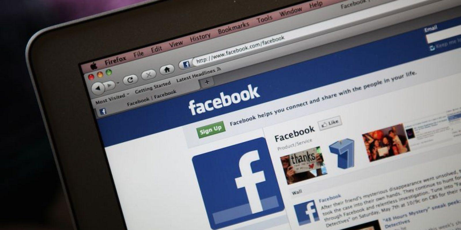 Facebook es amenazado por una gran cantidad de virus. Foto:Getty Images
