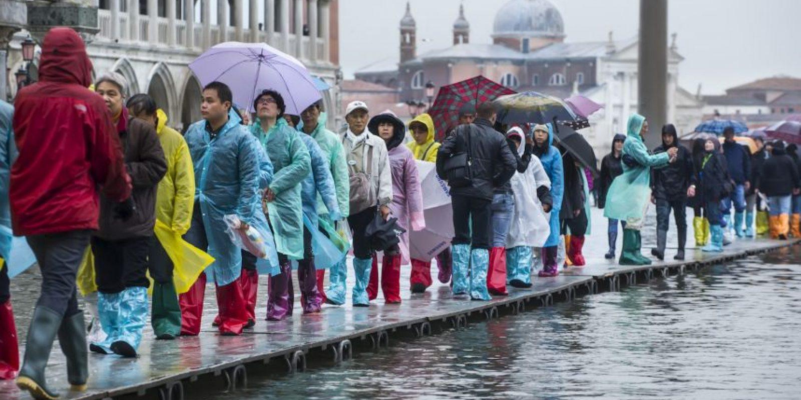 2. Visitar Venecia, en Italia Foto:Getty Images