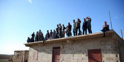 6. Abu Alaa al-Afri y Fadel al-Hayali también le reportan 9 consejos: Consejo de liderazgo, Consejo legal, Consejo de la Shura, Consejo militar, Consejo de inteligencia, Consejo de seguridad, Consejo financiero, Consejo de asistencia a combatientes y el Consejo de medios. Foto:Getty Images