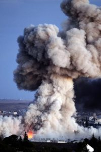 """4. Los dos líderes principales después de Baghdadi, son Abu Alaa al-Afri y Fadel al-Hayali, informó el periódico estadounidense """"The Washington Post"""". Foto:Getty Images"""