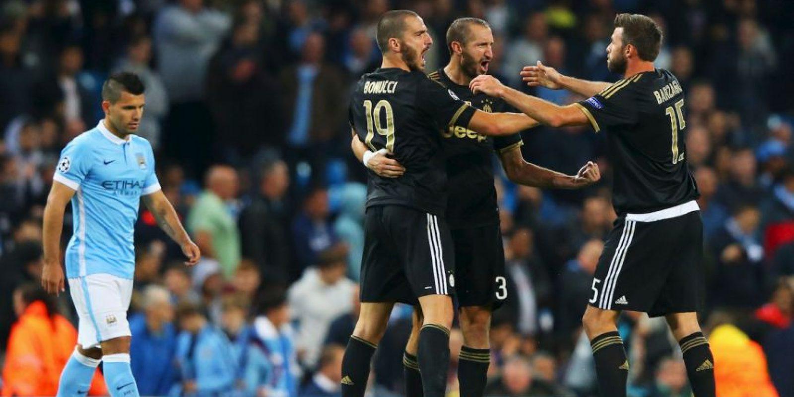 """La """"Juve"""" necesita ganar para conseguir su boleto a octavos de fina Foto:Getty Images"""