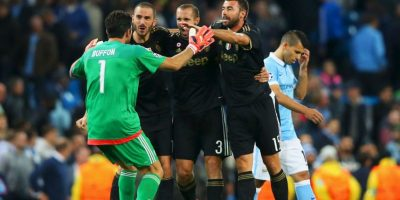 En el partido de la primera vuelta, Juventus superó 2-1 al City Foto:Getty Images