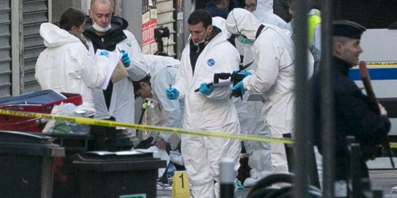 Equipos especiales llegaron al lugar para investigar. Foto:Getty Images