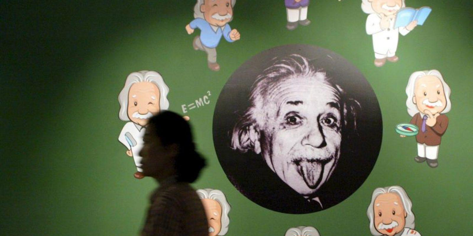 """2. """"Dios no juega a los dados"""". Foto:Getty Images"""