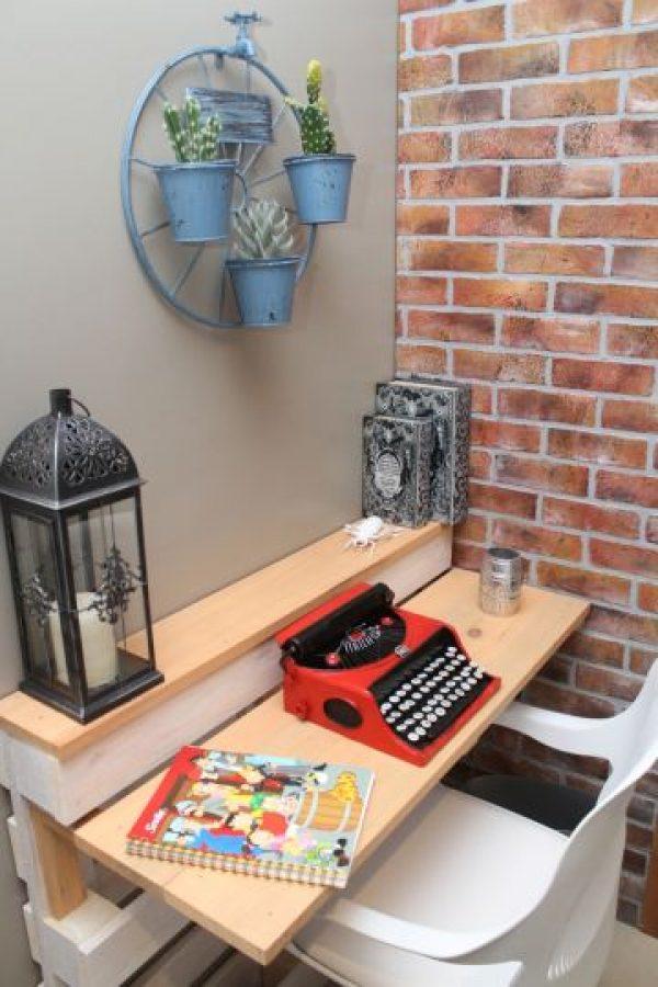"""La máquina de escribir en la que """"Chespirito"""" plasmaba sus ideas. Foto:Nicolás Corte"""