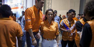 La compañera de hogar del alcalde de Mixco será diputada