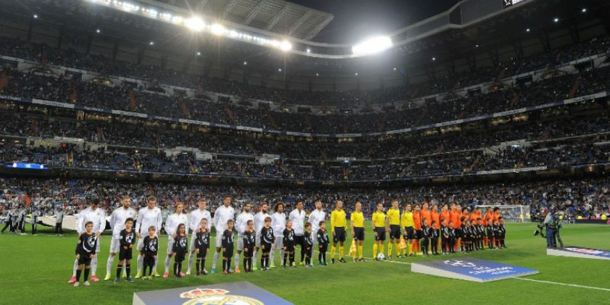 En vivo Champions League: Shakhtar Donetsk vs. Real Madrid