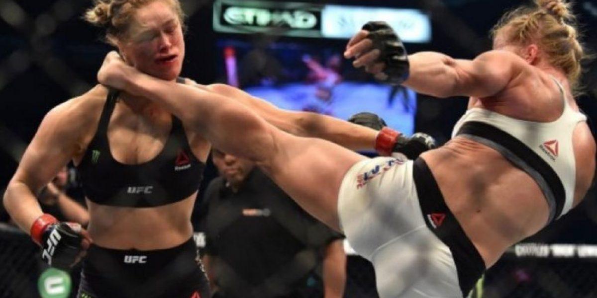 Polémica: Exluchador de la WWE asegura que el KO de Ronda Rousey fue una farsa