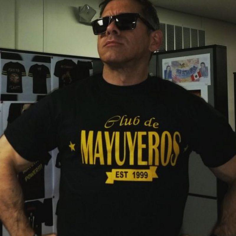 Y Marcelo Rodríguez Foto:WWE