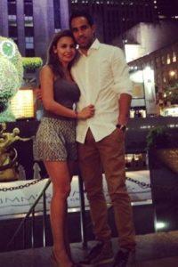 Es pareja de Claudio Bravo Foto:Vía instagram.com/carlapardolizana