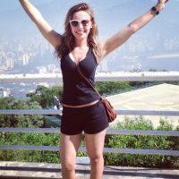 Miren las mejores imágenes de sus redes sociales Foto:Vía instagram.com/carlapardolizana