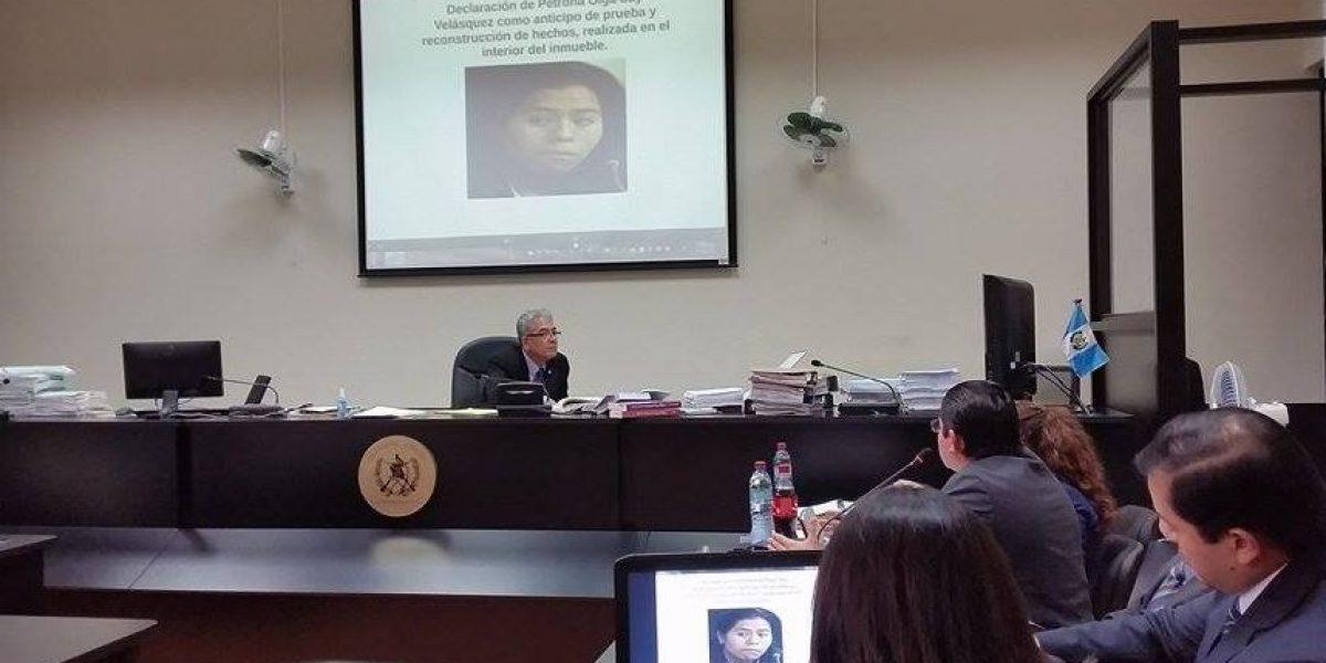 MP detalla los hechos del #CasoSiekavizza y el lugar exacto donde empezó a golpear a Cristina
