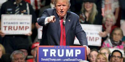 Idea para arrojar desechos a la cara de Donald Trump se viraliza