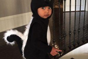 """En meses anteriores, """"Nori"""" tiró accidentalmente el celular de su padre al inodoro. Foto:vía instagram.com/kimkardashian"""