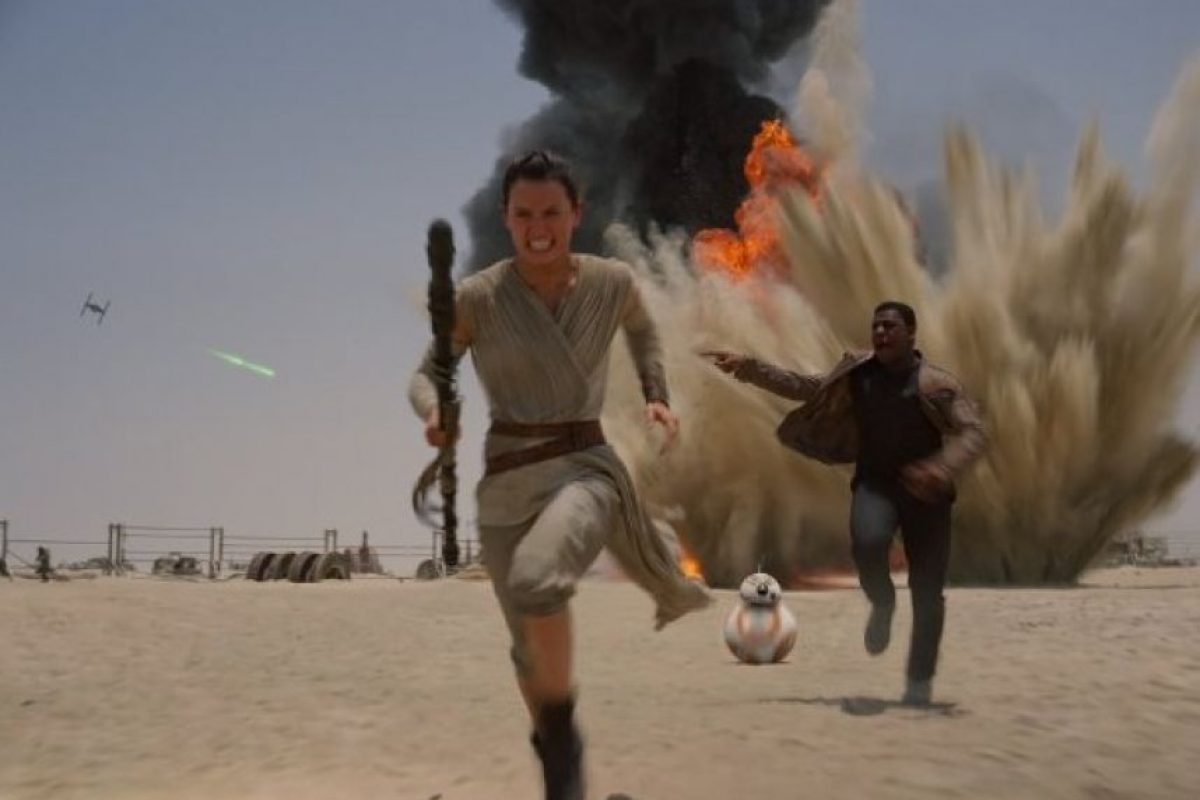 """""""Star Wars"""" llegará a las salas de cine en diciembre de este año. Foto:Lucasfilm"""