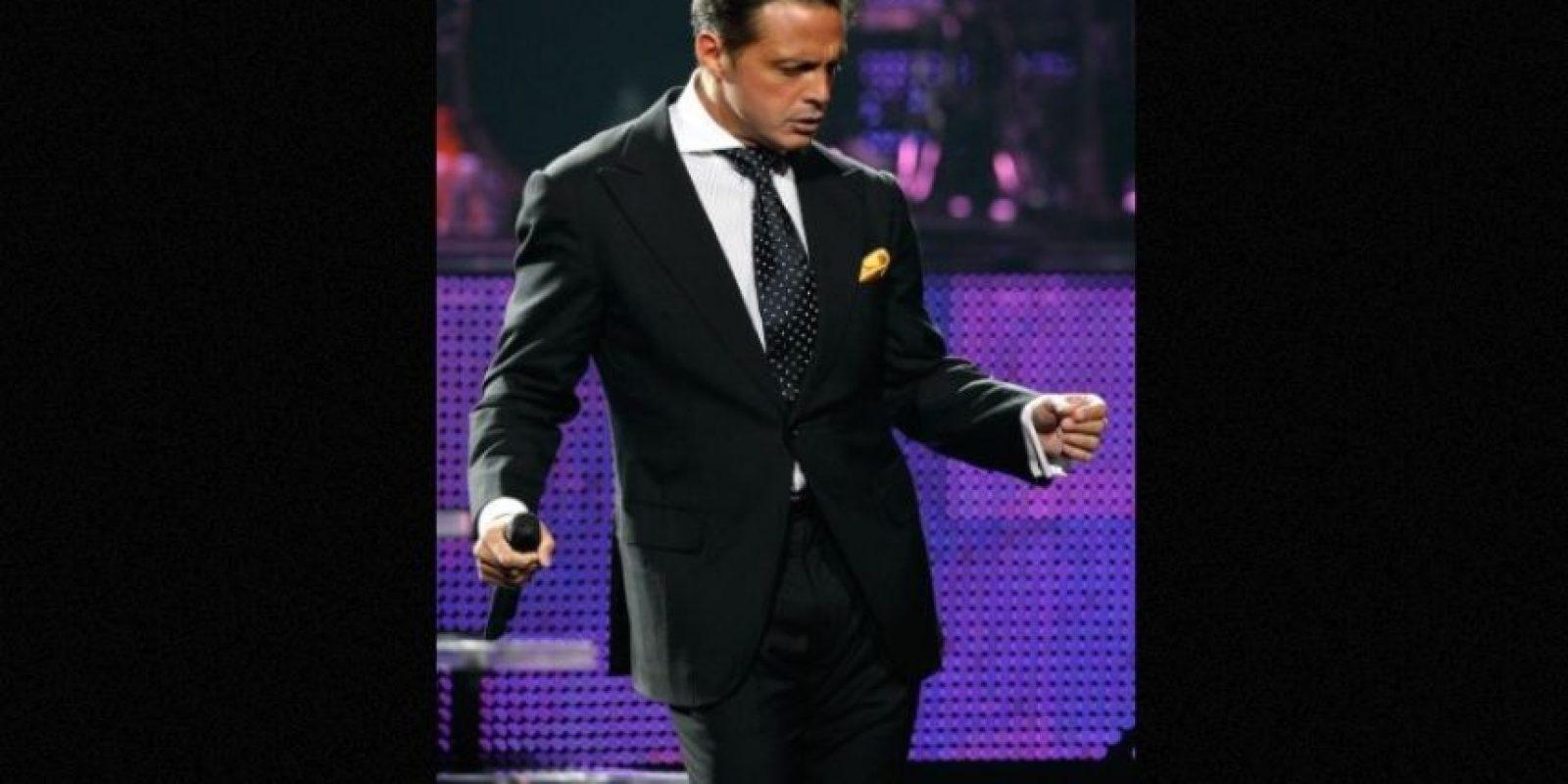Aunque después pidió reprogramar una fecha para el recital. Foto:Getty Images