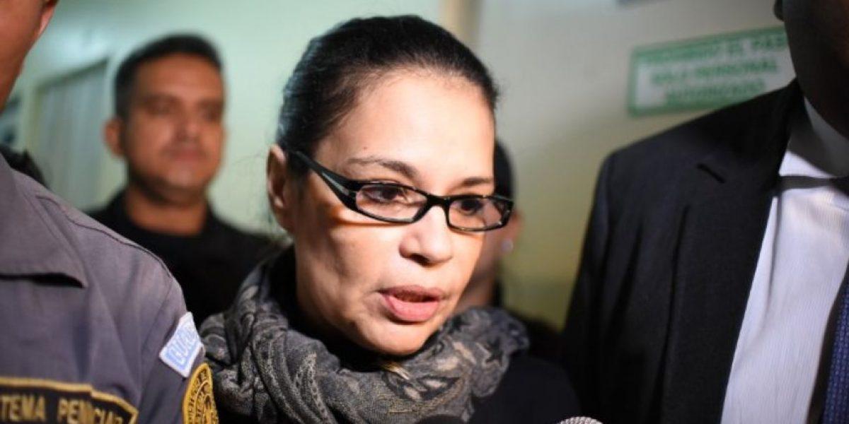 Fiscalía retrasa la acusación en contra de Roxana Baldetti