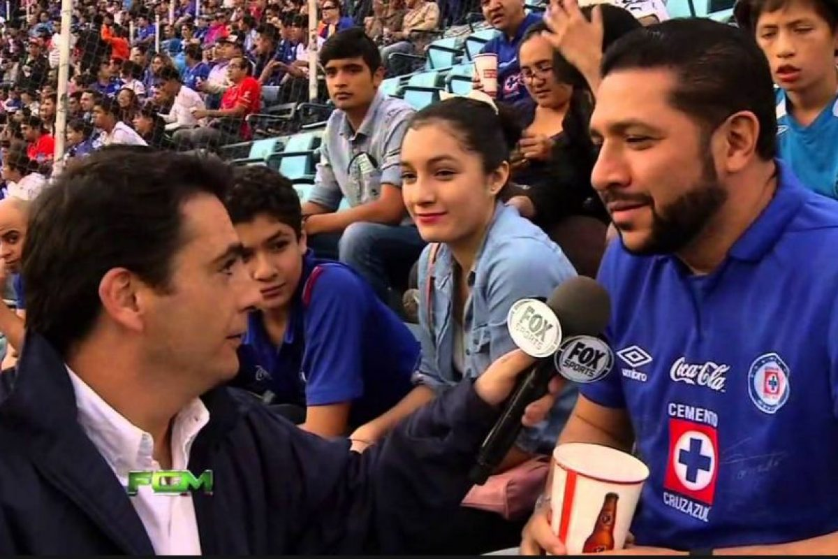 Marlon Gerson es parte del staff de Fox Sports en México y visitó Guatemala. Foto:Publinews