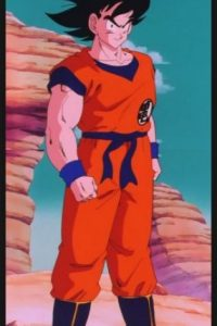 """Goku"" de ""Dragon Ball"" Foto: vía youtube.com"