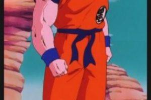 """Goku"" de ""Dragon Ball"" Foto:vía youtube.com"