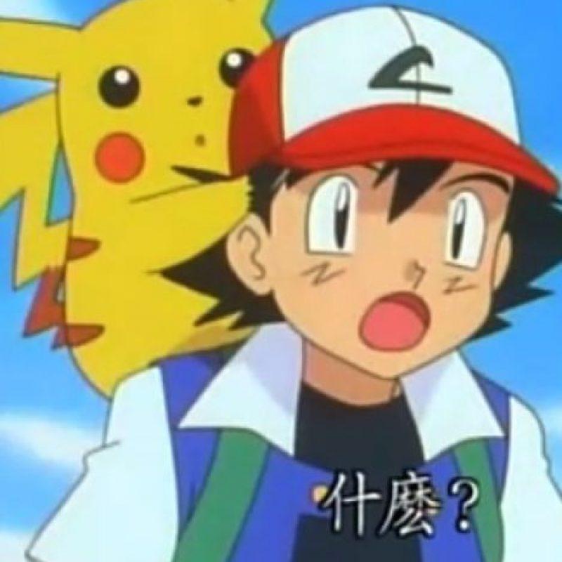 """Ash Ketchum"" de ""Pokémon"" Foto:vía instagram.com/gabo_yeah"