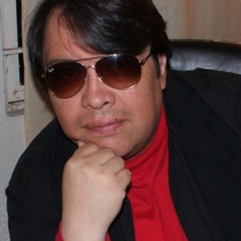 """El actor Carlos Hugo Hidalgo prestó su voz a la versión masculina de """"Ranma"""". Foto:vía facebook.com/carloshugo.hidalgotrejo"""