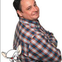 """Por su parte, el también venezolano, Orlando Noguera, es el dueño de la voz de """"Cerebro"""". Foto:doblaje.wikia.com"""