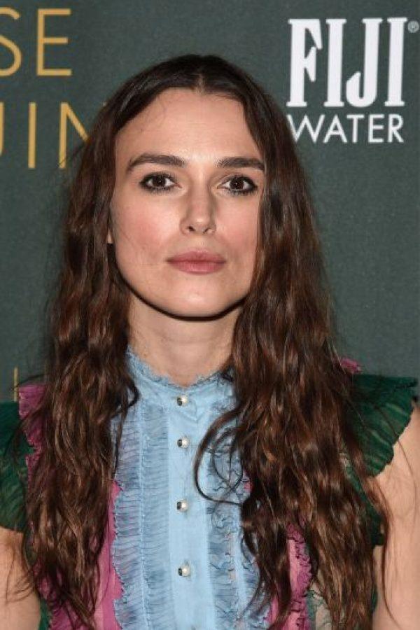 A sus 30 años, así se ve la actriz. Foto:Getty Images