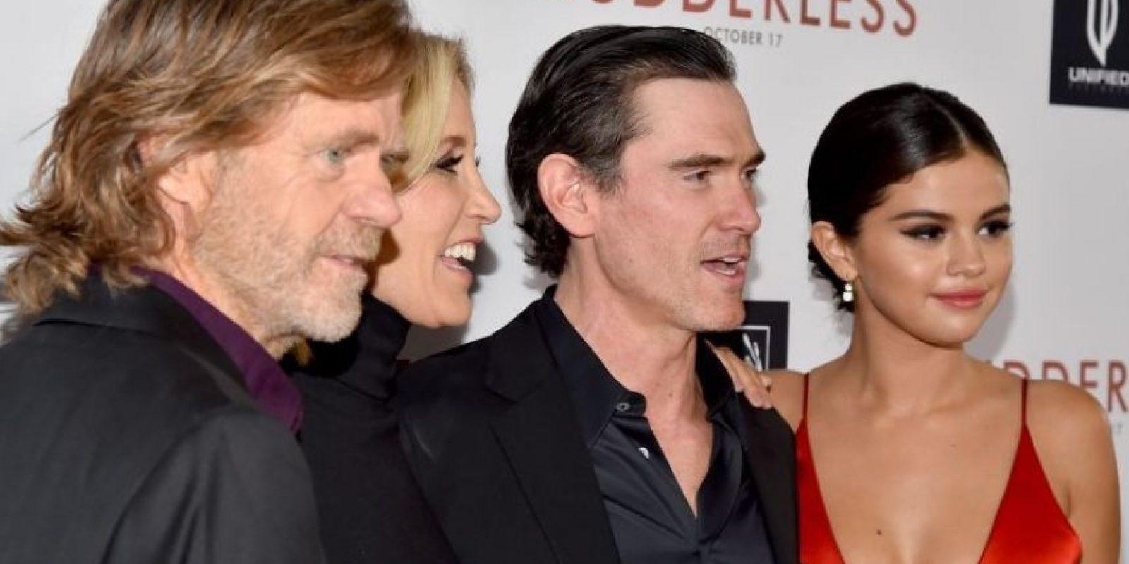 La actriz admitió que Crudupp le atraía mucho desde antes de concoerlo. Foto:Getty Images