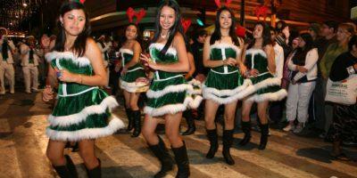 Desfile navideño internacional será este domingo