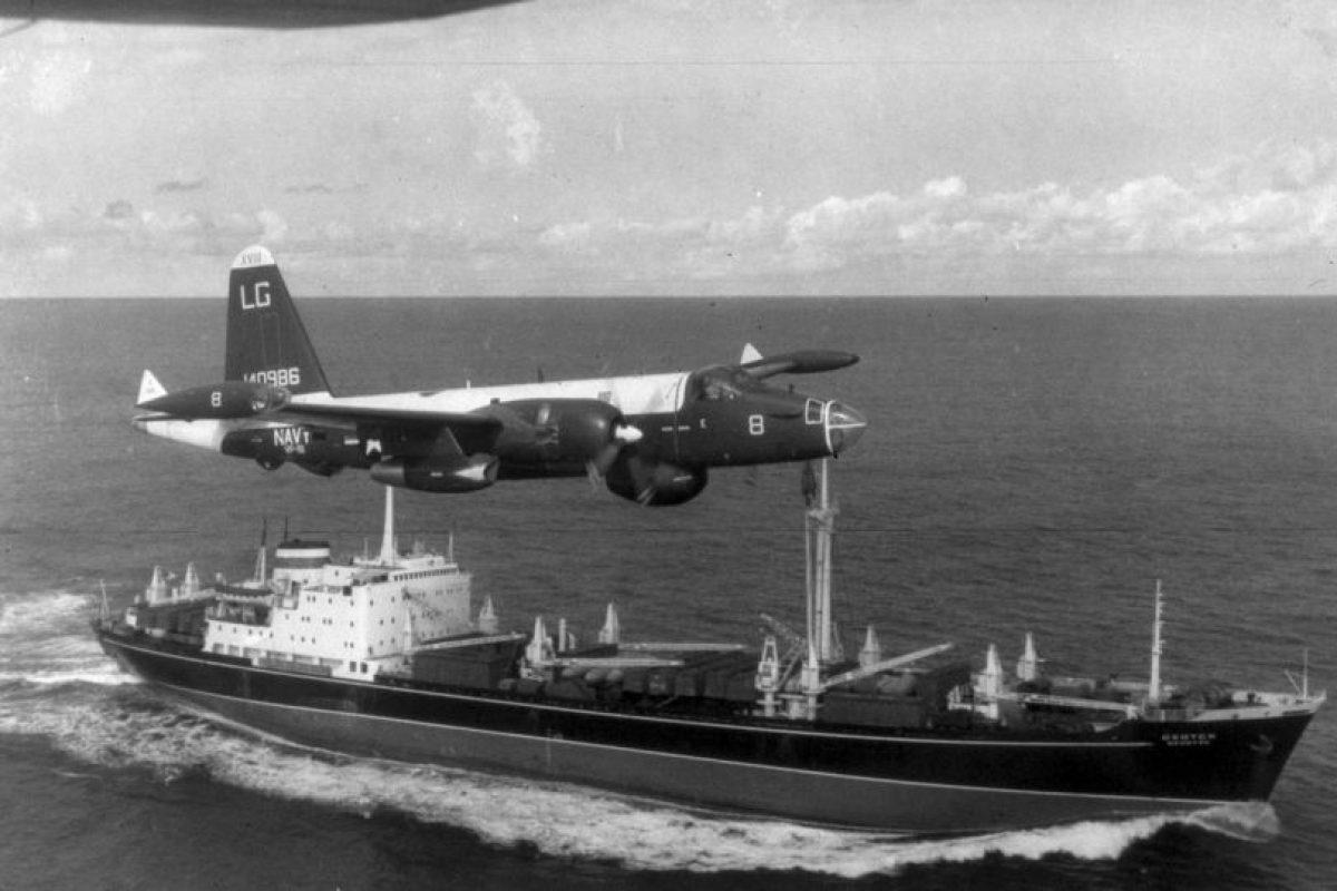 Esto, después de que Estados Unidos atacó la bahía de Cochinos en Cuba. Foto:Getty Images