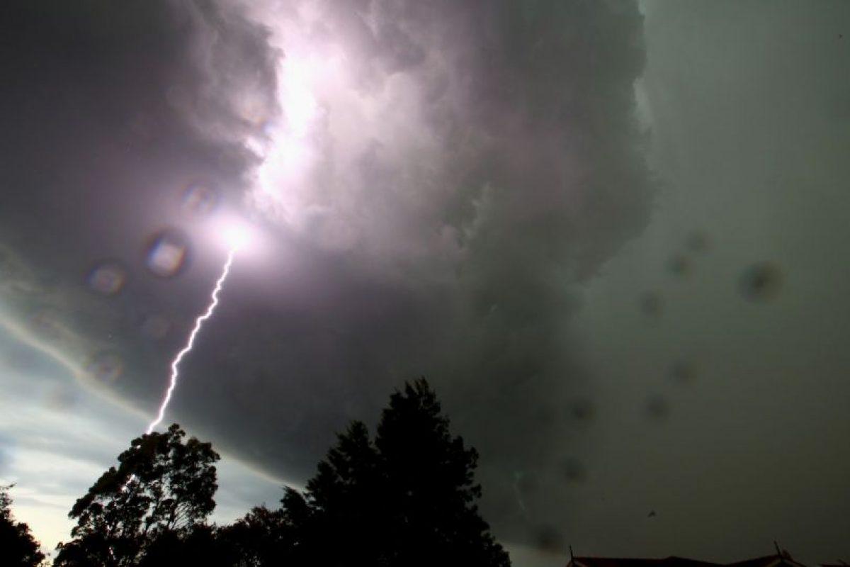 La detección de rayos es importante para mejorar la seguridad pública Foto:Getty Images