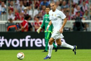 Pepe (Portugal, Real Madrid, 32 años) Foto:Getty Images
