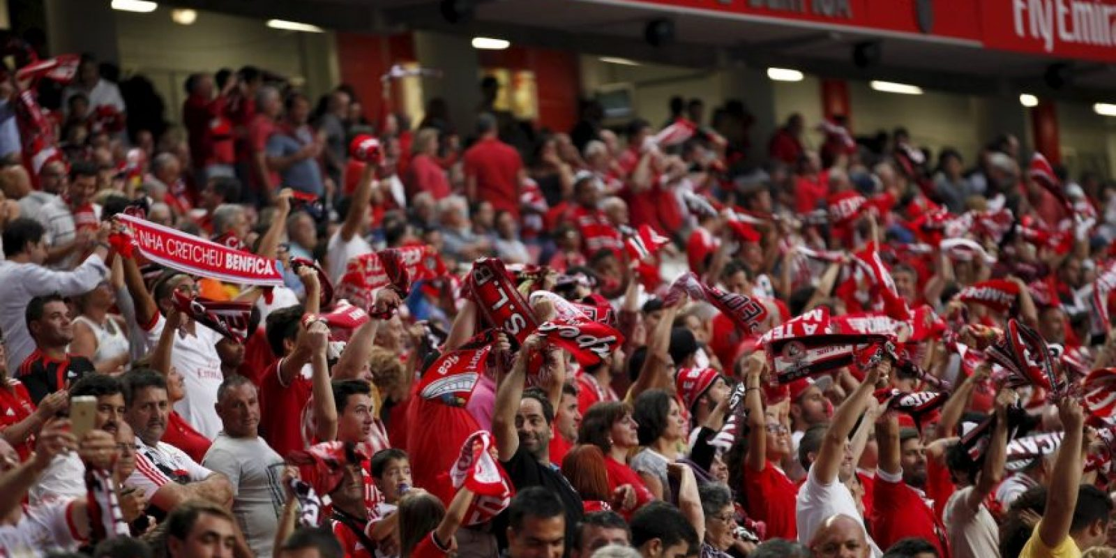 3. Benfica Foto: Getty Images