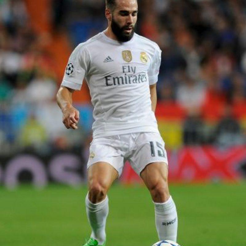 Dani Carvajal (España, Real Madrid, 23 años) Foto:Getty Images