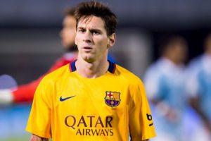 Lionel Messi (Argentina, Barcelona, 28 años) Foto:Getty Images