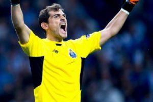 Iker Casillas (España, Porto, 34 años) Foto:Getty Images