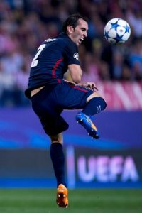 Diego Godín (Uruguay, Atlético de Madrid, 29 años) Foto:Getty Images