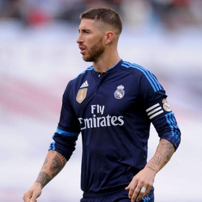 Sergio Ramos (España, Real Madrid, 29 años) Foto:Getty Images