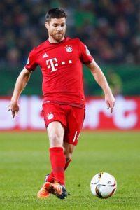 Xabi Alonso (España, Bayern Múnich, 34 años) Foto:Getty Images