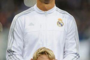 Delanteros: Cristiano Ronaldo (Portugal, Real Madrid, 30 años) Foto:Getty Images