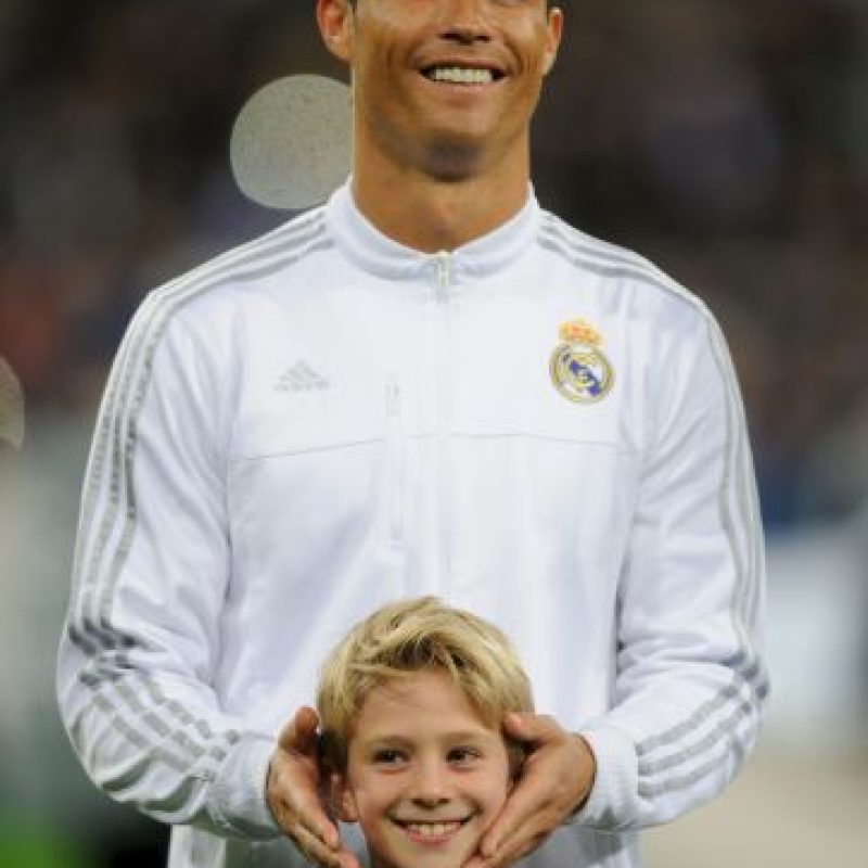 Delanteros: Cristiano Ronaldo (Portugal, Real Madrid, 30 años) Foto: Getty Images