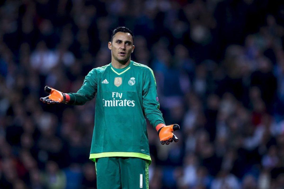 Keylor Navas (Costa Rica, Real Madrid, 28 años) Foto:Getty Images