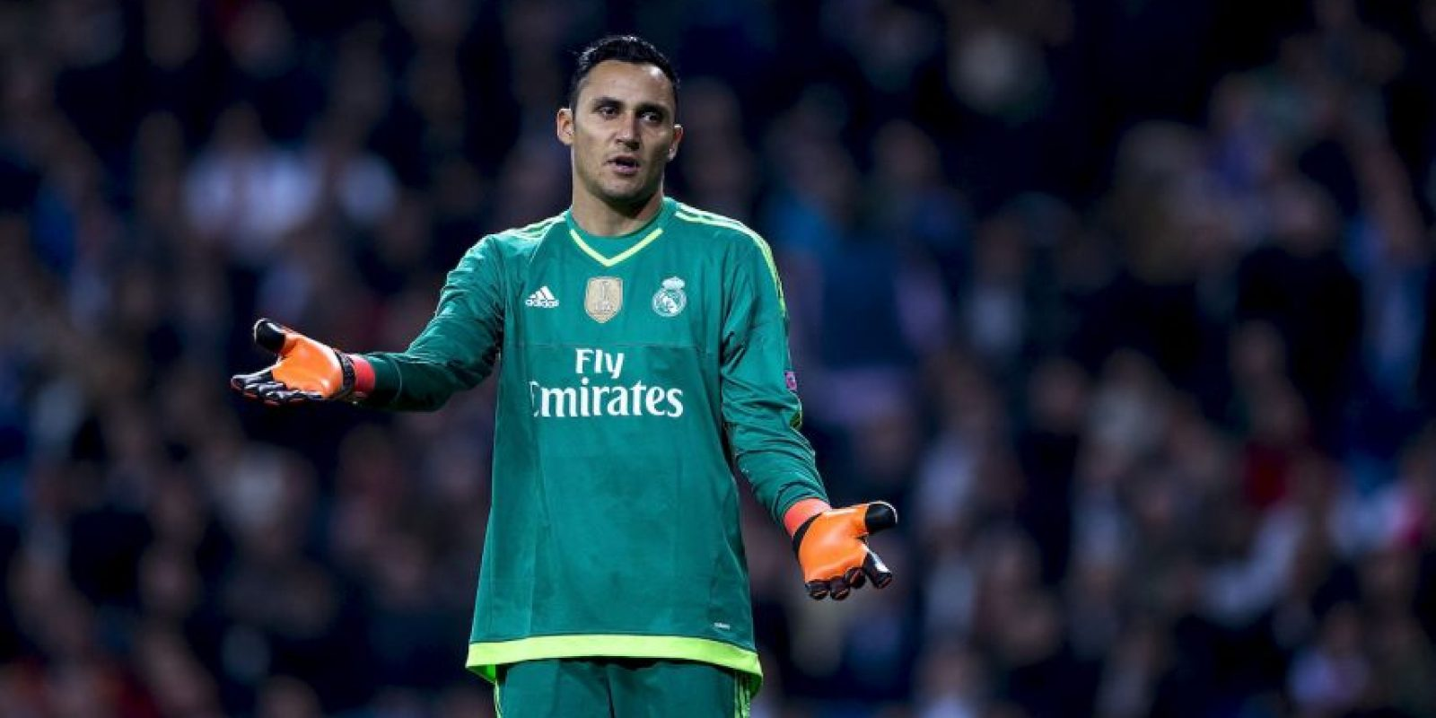 Keylor Navas (Costa Rica, Real Madrid, 28 años) Foto: Getty Images
