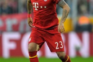 Arturo Vidal (Chile, Bayern Múnich, 28 años) Foto:Getty Images