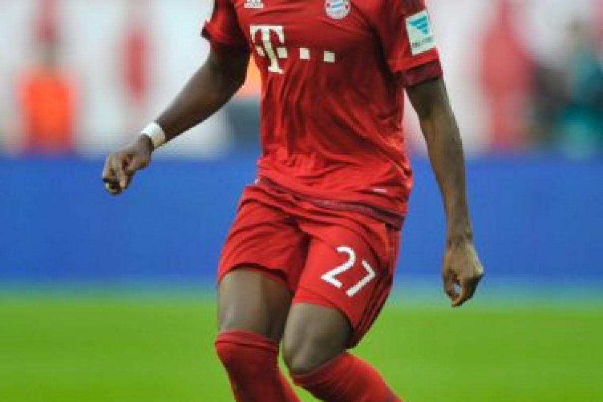 Defensa: David Alaba (Austria, Bayern Múnich, 23 años) Foto:Getty Images