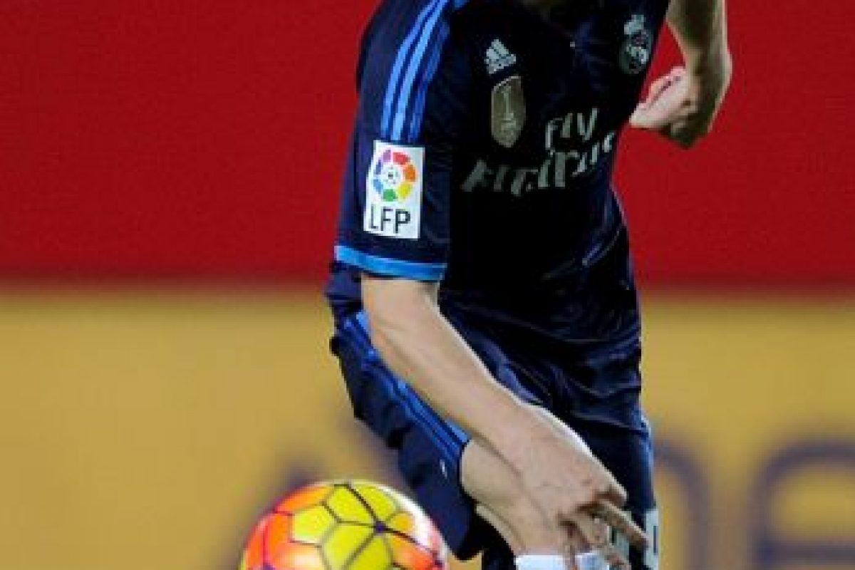 Luka Modric (Croacia, Real Madrid, 30 años) Foto:Getty Images