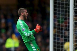 David De Gea (España, Manchester United, 25 años) Foto:Getty Images