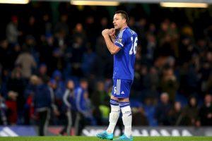John Terry (Inglaterra, Chelsea, 34 años)) Foto:Getty Images